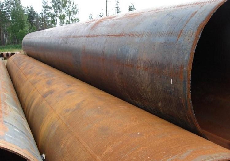 Водо-газовые стальные трубы